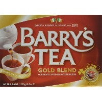 Barry's Tea Bags, Gold Blend, 80 Count by Barry's Tea
