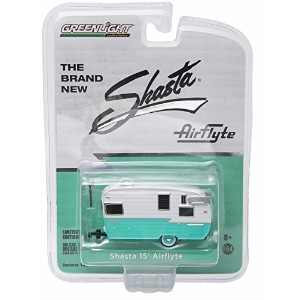 1/64 Shasta 15' Airflyte - Sea Foam Green (Hobby Exclusive)