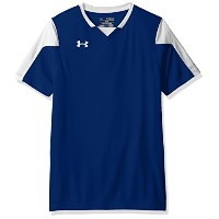 Under Armour Boys ' Maquina Soccer Jersey グレー