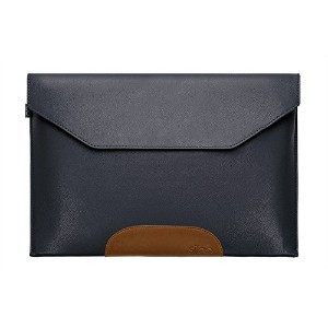 SILEO ®プレミアムLaptop Sleeve THEO for Macbook Pro Air Dell XPSなど。 – Genuine Leather With Lifetime保証 –...