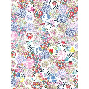 LIBERTY輸入タナローン生地(パッチワーク・ストーリーズ)Patchwork Storiesカットクロス3638151-18A