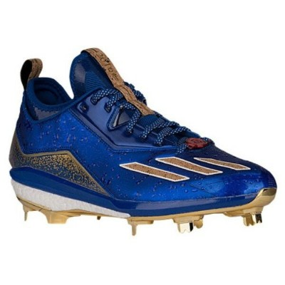 アディダス メンズ 野球 シューズ・靴【Energy Boost Icon 2】Collegiate Royal/Chalk White/Gold Metallic