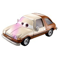 "MATTEL Disney-PIXAR ""CARS"" LONDON CHASE ""TUBBS PACER with PAINT SPRAY"" マテル ディズニー/ピクサー 「カーズ」 パリ..."