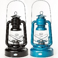 Dietz Jupiter Hurricane Oil Lantern Black by Old Candle Barn Inc