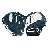 イーストンz-flex Fastpitch zfxfp1150 Nywh Left Hand Throw 11.5 inユースソフトボールパターン