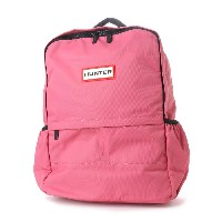 ハンター HUNTER ORIGINAL NYLON BACKPACK (PAN) レディース メンズ