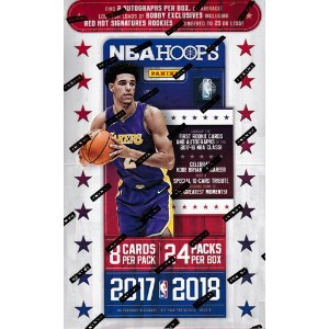 NBA 2017-18 Panini Hoops Basketball パック 10/25入荷!