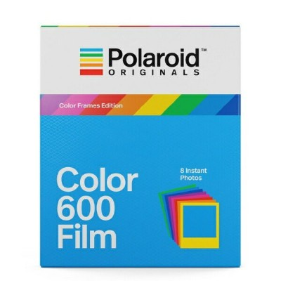 ポラロイド Polaroid Originals インスタントフィルム Color Film For 600 Color Frames 4672[c-ksale]