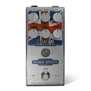 ORIGIN EFFECTS Cali76-CD Union Jack Limited Edition