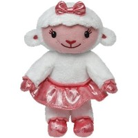 Lambie Lamb Beanie Medium - Stuffed Animal by Ty (90155) by Ty Beanies by Ty Beanies [並行輸入品]