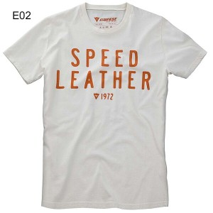 DAINESE(ダイネーゼ)T-SHIRT SPEED LEATHER 1972