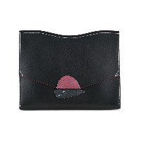 Proenza Schouler Medium Curl Clutch - ブラック