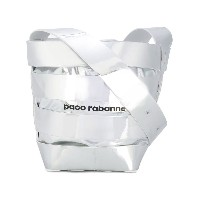 Paco Rabanne メタリック バケットバッグ