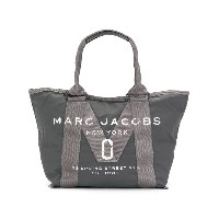 Marc Jacobs ロゴ トートバッグ - グレー