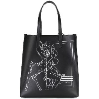 Givenchy Bambi トートバッグ - ブラック