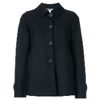 Harris Wharf London Loden jacket - ブルー