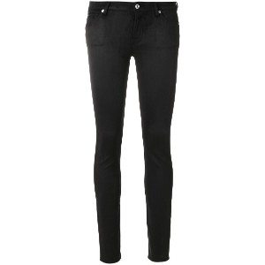 7 For All Mankind スキニージーンズ - ブラック