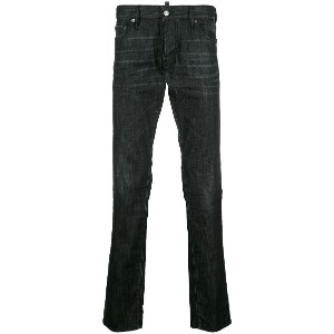 Dsquared2 slim jeans - ブラック