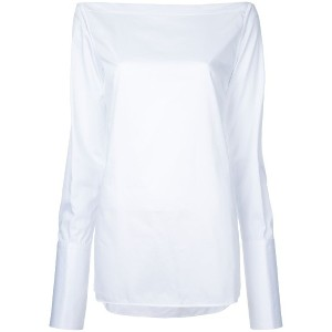 Dion Lee Double Sleeve シャツ - ホワイト