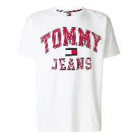 Tommy Jeans ロゴ Tシャツ - ホワイト