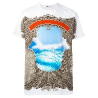 Givenchy グラフィック柄 Tシャツ - ホワイト