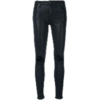 7 For All Mankind The Ankle スキニー ジーンズ - ブルー