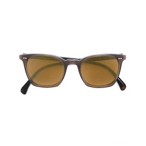 Oliver Peoples L.A. Coen サングラス - ブラウン