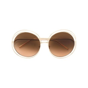 Chloé Eyewear Carlina Limited Edition サングラス - メタリック
