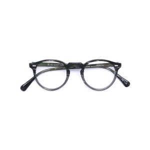 Oliver Peoples Gregory Peck 眼鏡フレーム - ブラック