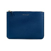 Comme Des Garçons Wallet Luxury Group クラッチバッグ - ブルー