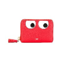 Anya Hindmarch Eyes 財布 - レッド