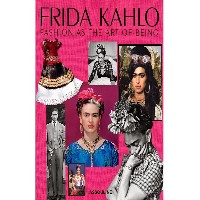Assouline Frida Kahlo: Fashion as the art of being アートブック - イエロー&オレンジ