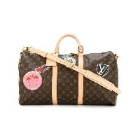 Louis Vuitton Vintage Keepall 50 Bandouliere 2way World Tour ボストンバッグ -