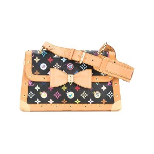 Louis Vuitton Vintage Eye Miss You ショルダーバッグ - ブラック