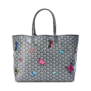 Goyard Pre-Owned St Louis トートバッグ - グレー