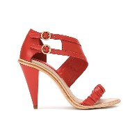 Lilly Sarti leather sandals - Unavailable