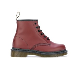 Dr. Martens 101 Smooth ブーツ - レッド