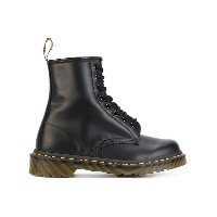 Dr. Martens Smooth レースアップブーツ - ブラック