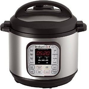 Instant Pot IP-DUO80 7-in-1 Programmable Electric Pressure Cooker by Instant Pot