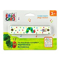 World of Eric Carle, The Very Hungry Caterpillar Harmonica by Kids Preferred