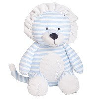 Bella Tunno Believe Lion Lullaby Poetic Plush, Blue, Large by Bella Tunno