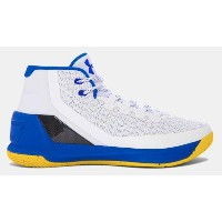 "Under Armour Curry 3 ""Dub Nation Home"" メンズ Dub Nation Home / Ultra Blue アンダーアーマー カリー3 Stephen Curry..."