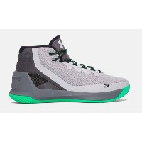 "Under Armour Curry 3 ""Gray Matter"" メンズ Gray Matter/Rhino Gray アンダーアーマー カリー3 Stephen Curry ステフィン・カリー..."