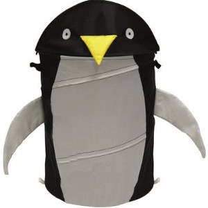 Penguin Hamper Round by Innovative Home Creations
