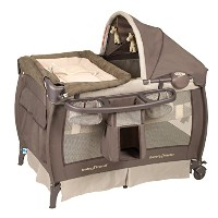 Baby Trend Deluxe Nursery Center, Hudson by Baby Trend