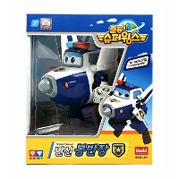 BJ.BONG (PAUL) - Super Wings Transforming planes series animation Character Ship from Korea by...