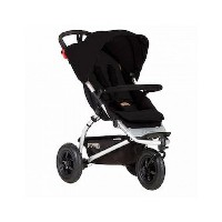 Mountain Buggy Swift Compact Stroller, Black by Mountain Buggy