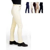 Ladies Horse Riding Jodhpursホワイト – 30 byキーツ