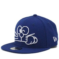 【ニューエラ キッズ/NEW ERA KIDS/キッズ/帽子】 YOUTH 9FIFTY DORAEMON FACE BROY CAP
