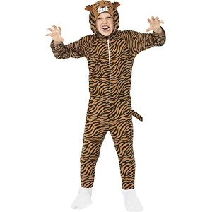 Tiger Costume Boy Fancy Dress